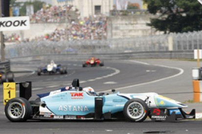 Daniel Juncadella disqualified from Norisring F3 victory, Will Buller inherits win