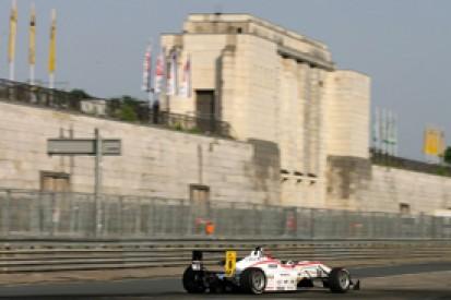 Pascal Wehrlein and Raffaele Marciello take F3 poles at the Norisring while Pietro Fantin is best British F3 runner
