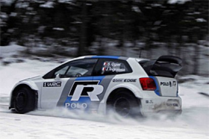 Volkswagen to run only two new Polos in debut World Rally Championship campain in 2013