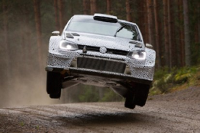 Sebastien Ogier urges Volkswagen to keep pushing with developments of Polo R WRC