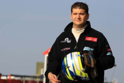 Motorbase's Mat Jackson targets finishing in the top three of the British Touring Car Championship this year