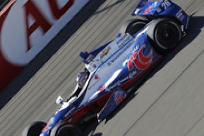 Fontana IndyCar: Marco Andretti beats Ryan Briscoe to pole