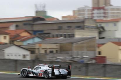 Interlagos WEC: Audi e-tron leads final practice