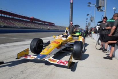 Fontana IndyCar: Title rivals Will Power and Ryan Hunter-Reay among engine penalties