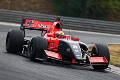 Jules Bianchi leads Hungaroring Renault 3.5 free practice