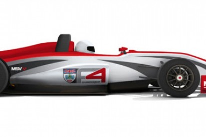MotorSport Vision launches Formula 4 championship for 2013