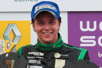 Formula Renault 3.5 racer Kevin Korjus moves from Tech 1 to Lotus