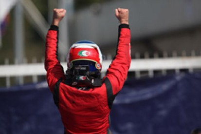 Monza GP2: Luca Filippi wins for Coloni on comeback