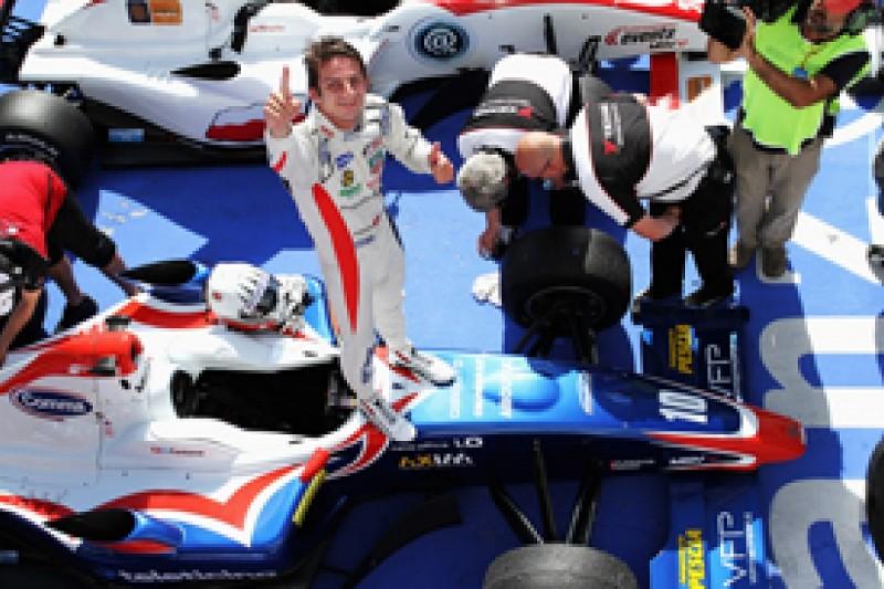 Hungary F2: Alex Fontana battles to maiden win