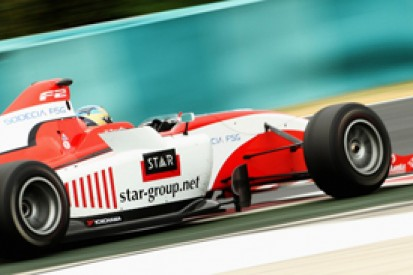 Christopher Zanella tops Hungaroring Formula 2 test