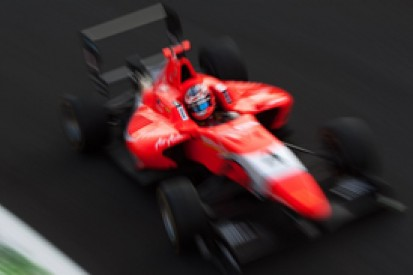 Monza GP3: Evans kicks off title decider with fastest time in practice