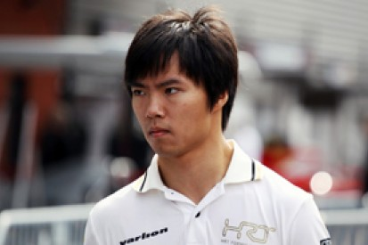 Italian GP: Chinese driver Ma Qing Hua ready for official F1 session debut with HRT