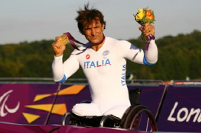 Chip Ganassi praises former driver Alex Zanardi for his Paralympic gold medal