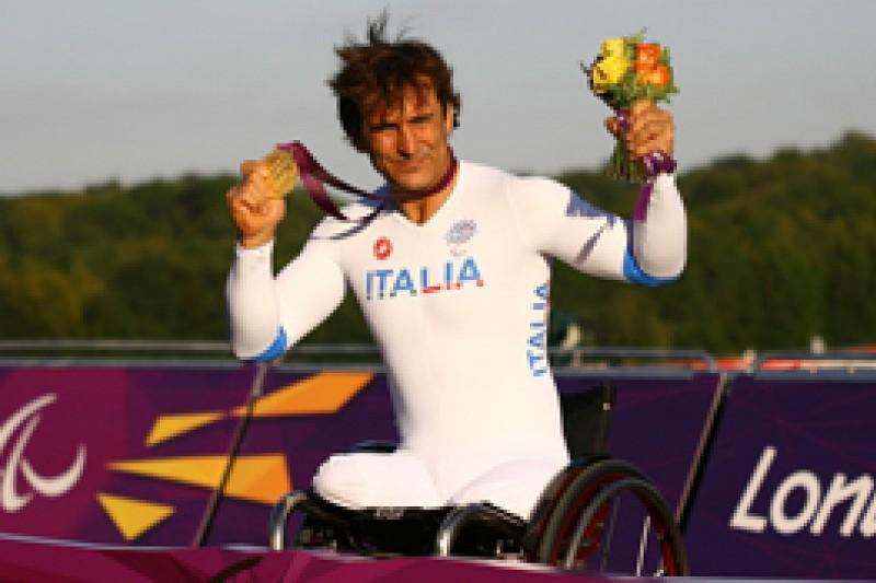 Chip Ganassi praises former driver Alex Zanardi for his Paralympic gold medal