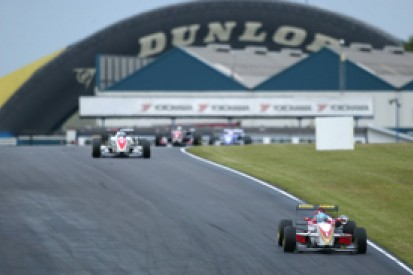Donington Park's Dunlop bridge to be auctioned off for charity