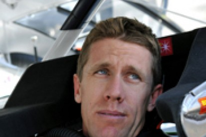 Carl Edwards denies he will leave Roush Fenway Racing for Penske Racing for NASCAR 2013