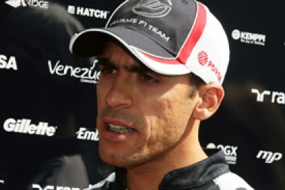 Pastor Maldonado keen to keep Williams seat for 2013 Formula 1 season