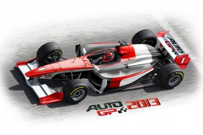 Exclusive: First image of new Auto GP car