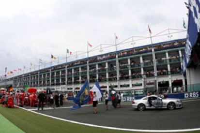 F1's young driver test at Magny-Cours is to go ahead next month