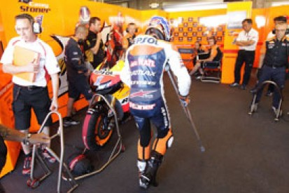 Stoner admits 2012 MotoGP title hopes 'finished'