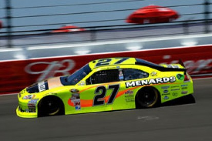 Menard and team severely punished after technical irregularities discovered at Michigan NASCAR Sprint Cup race