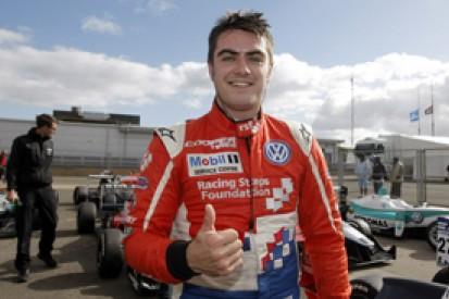 Jack Harvey to make GP3 debut with Carlin at Jerez test