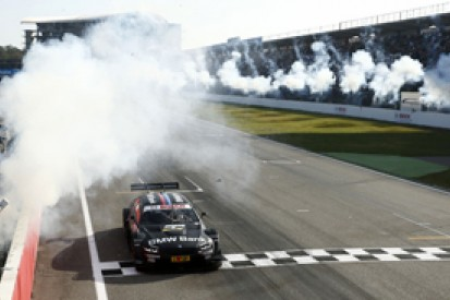 Hockenheim DTM: Bruno Spengler wins title in BMW's comeback year