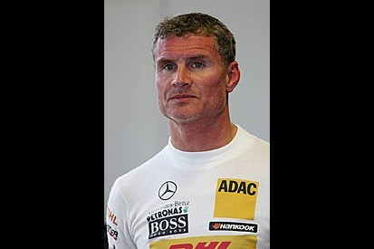 David Coulthard to retire from motor racing after DTM finale