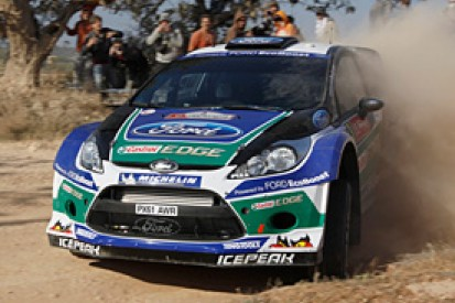 Ford to withdraw works support for World Rally Championship