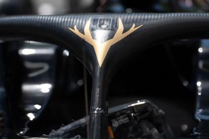 In Kanada: Hirsch-Logo von Rich Energy verschwindet von Haas-Boliden