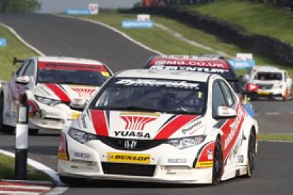 Gordon Shedden and Matt Neal fear tough BTCC Silverstone round