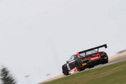 Donington World GT1: Laurens Vanthoor sets pole for WRT Audi squad