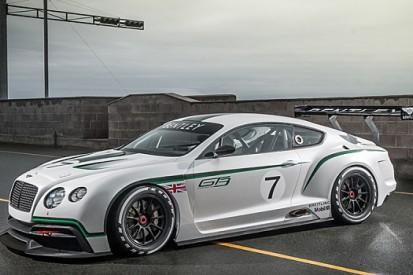 Bentley to make motorsport return with GT3-spec Continental