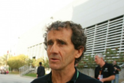 Alain Prost to demo Red Bull F1 car at Paul Ricard
