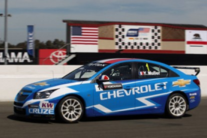 WTCC Sonoma: Yvan Muller tops opening practice session for Chevrolet