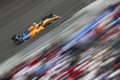 Carlos Sainz: McLaren hat momentan nicht das viertschnellste Auto