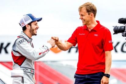 Andrea Doviziosos DTM-Gaststart: Mattias Ekström war der Auslöser!