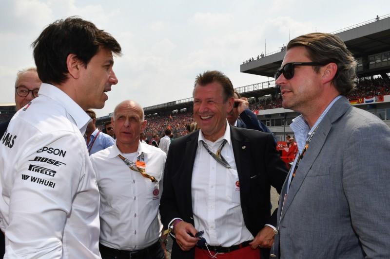 Toto Wolff: 2020 kein Grand Prix in Hockenheim!
