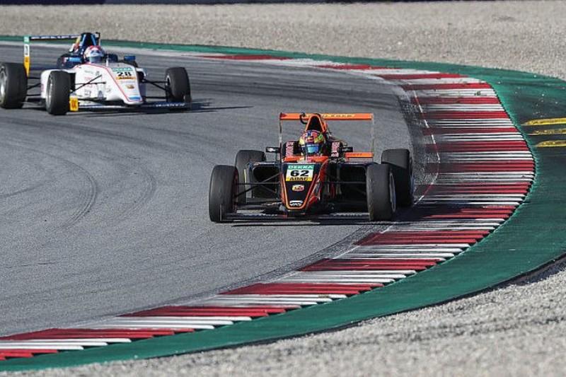Formel 4 Spielberg: Hauger holt beide Pole-Positions