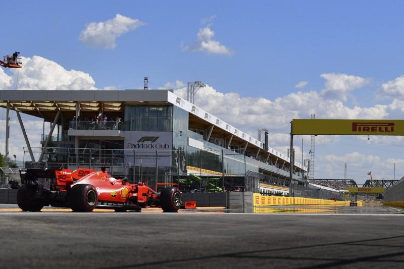 """Sebastian Vettel gesteht: """"Unser Rückstand ist noch ziemlich groß"""""""