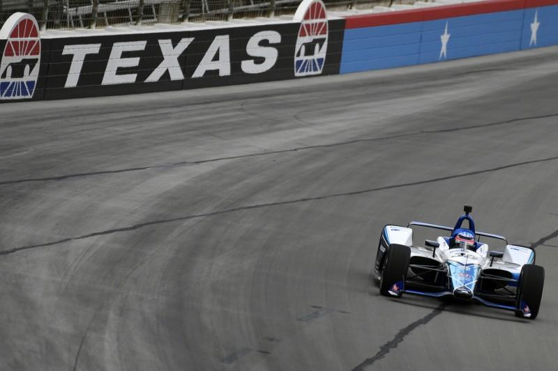 IndyCar Fort Worth: Sato fliegt auf die Pole - Kanaan fliegt ab