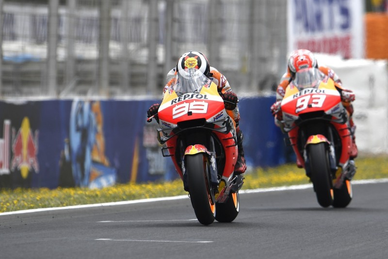 Die Honda ein reines Marquez-Bike? Das sagt der Weltmeister