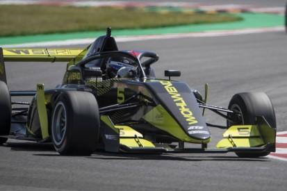 W-Series Misano: Fabienne Wohlwend fährt auf die Pole-Position