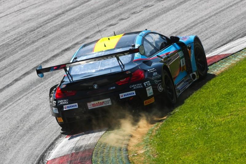 BMW-Pole im ersten GT-Masters-Rennen in Spielberg