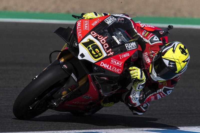 WSBK Jerez: Alvaro Bautista von seiner Dominanz in Lauf eins überrascht