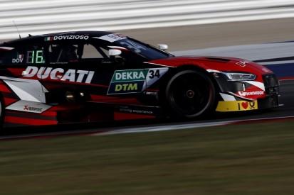 DTM-Gaststarter Andrea Dovizioso: Am Sonntag sind die Top 10 das Ziel