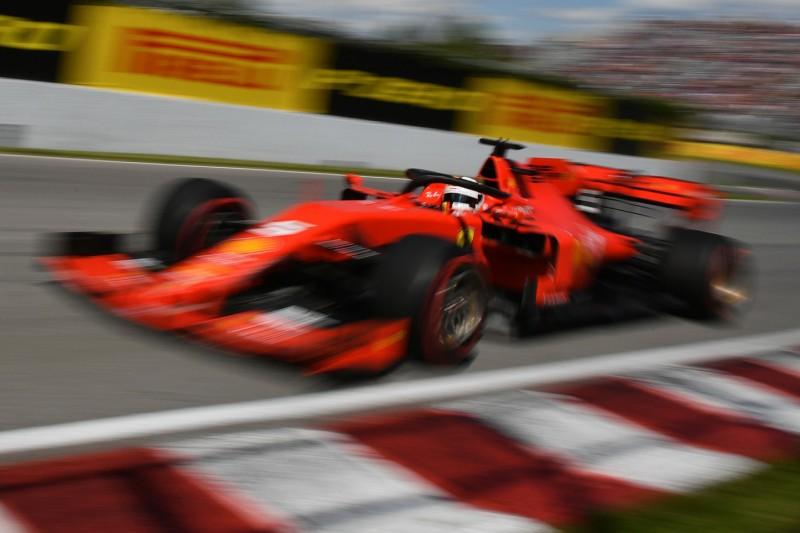 Formel-1-Training Kanada 2019: Mercedes strauchelt