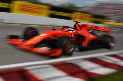 Formel-1-Training Kanada 2019: Vettel fährt Bestzeit
