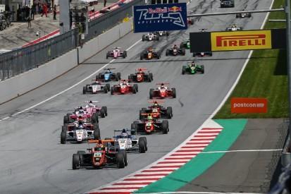 Formel 4 Spielberg: Dennis Hauger feiert Start-Ziel-Sieg