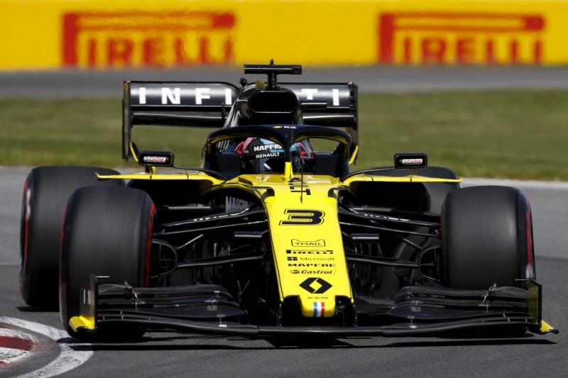 Vierter Startplatz für Ricciardo: Quali-Runde schien nach Kurve 2 schon vorbei